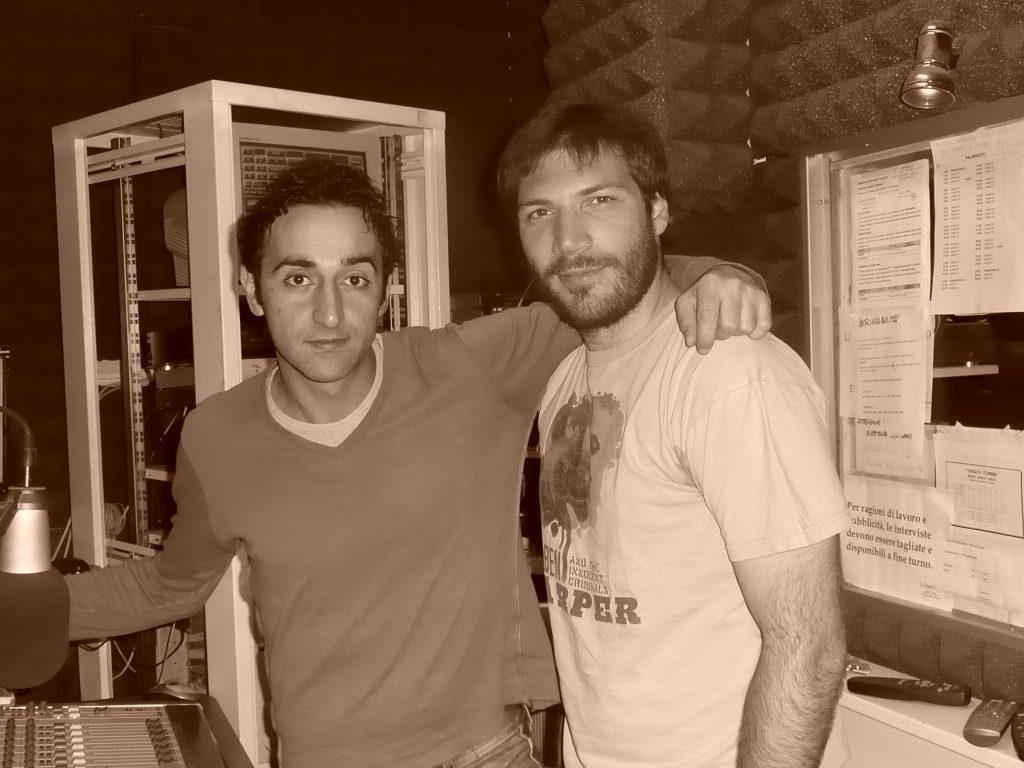 Antonio Romano e Alessandro Nizegorodcew