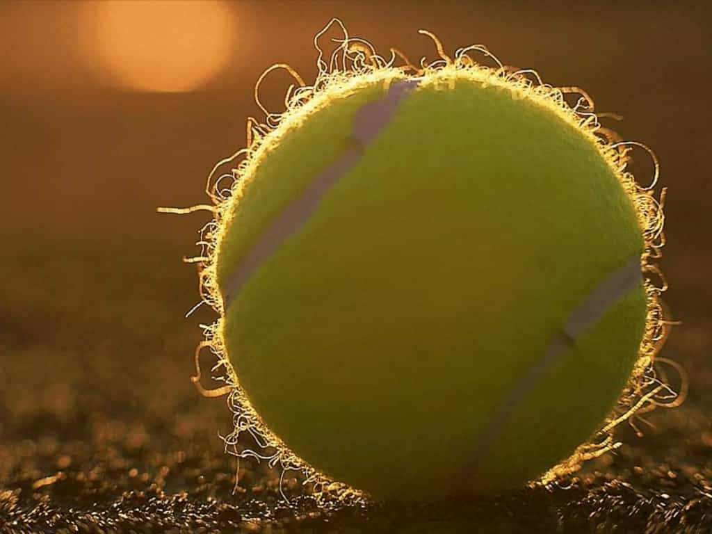 Tennis Palla