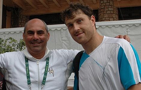 Claudio Pistolesi e Michael Berrer