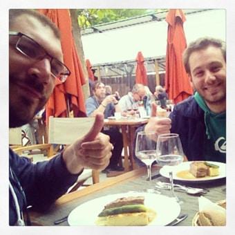 Pranzo Giornalisti Roland Garros