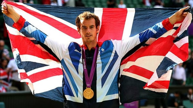Murray oro olimpico