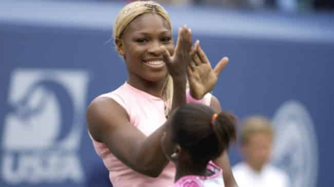 Serena Williams 2002
