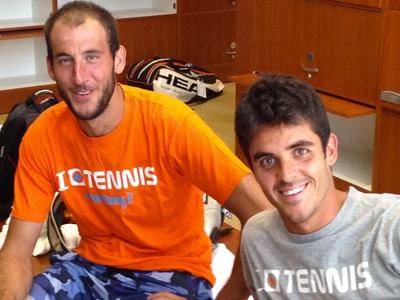 Luca Vanni e Thomas Fabbiano