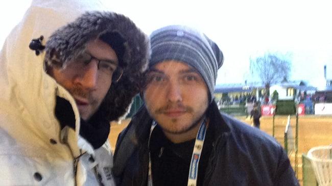 Alessandro Nizegorodcew e Luca Fiorino