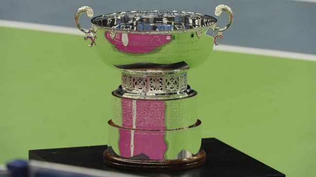 fed cup trofeo
