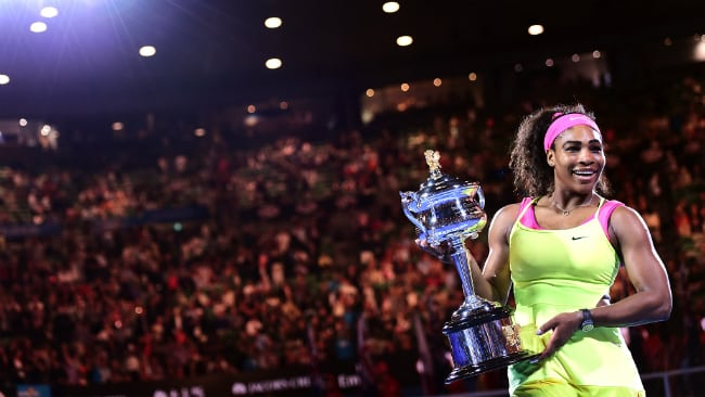 Serena Williams AO