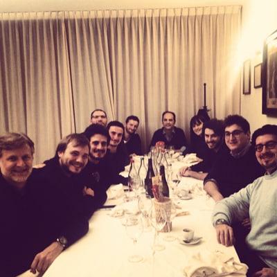 Cena al Canossa