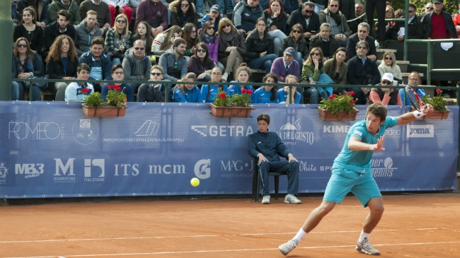 Gianluigi Quinzi - ATP Napoli