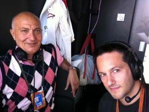 Gianni Ocleppo e Federico Ferrero
