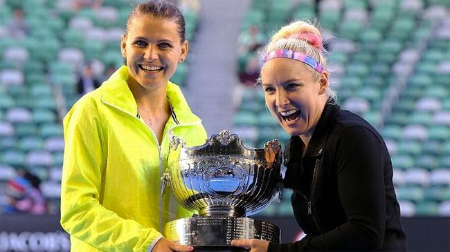 Lucie Safarova e Bethanie Mattek-Sands