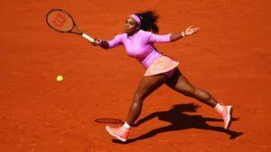 Serena Williams Roland Garros Spazio Tennis