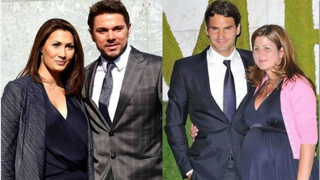 Federer&Wawrinka
