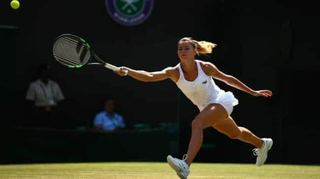 Giorgi Wimbledon 2015