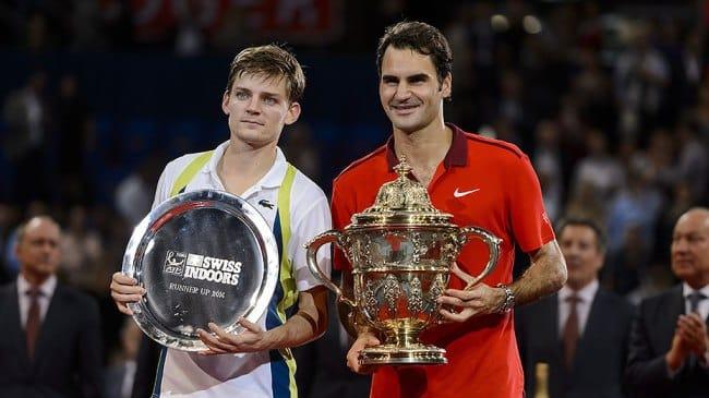 Federer Goffin Basilea