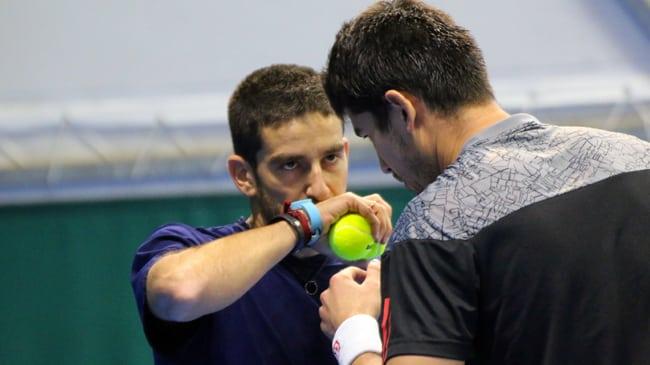 Alessandro Motti e Farrukh Dustov