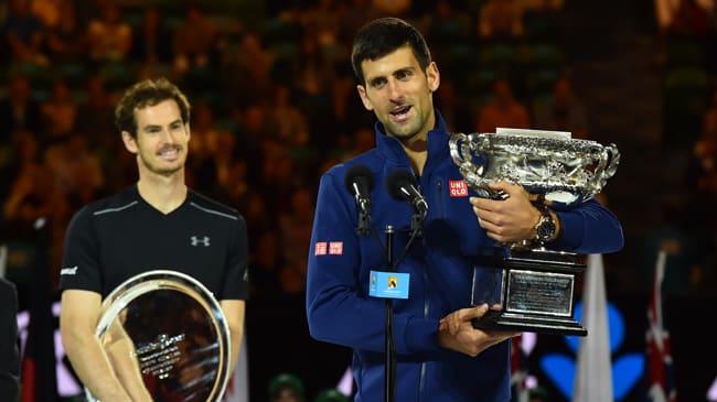 Djokovic Murray AO 2016